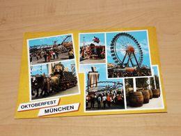 Ansichtskarte--0229--München---ungelaufen - München