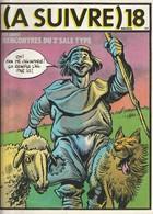 Rare Revue  à Suivre N°18 Juillet1979 - A Suivre