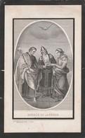 Guilielmus Wittemans-elizabeth Meeus-rotselaer 1786- 1868 - Devotion Images