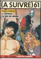 Rare Revue  à Suivre N°61 Février 1983 - A Suivre