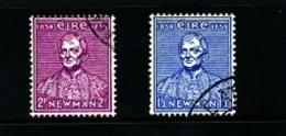 IRELAND/EIRE - 1954  CATHOLIC  UNIVERSITY OF IRELAND  SET  FINE USED - 1949-... Repubblica D'Irlanda