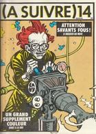 Rare Revue  à Suivre N°14 Mars 1979 - A Suivre