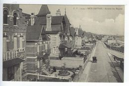 CPA Le Havre Nice Havrais Avenue Des Régates - Le Havre