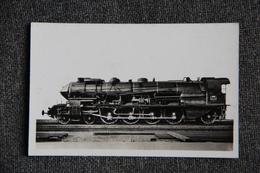 Chemins De Fer Du P.L.M - Locomotive 241-A - Matériel