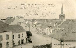 BANNALEC *** VUE PRISE DE L ECOLE   *** - Autres Communes