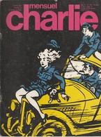 Rare Revue  Mensuel Charlie N° 100 Mai 1977 - Magazines Et Périodiques