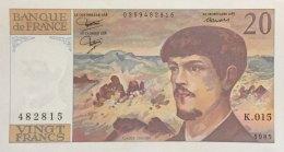 France 20 Francs, P-151a (1985) - UNC - 1962-1997 ''Francs''