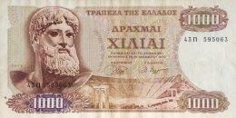 Greece 1.000 Drachmai, P-198a (1.11.1970) - VF - Griechenland