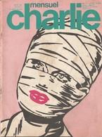 Rare Revue  Mensuel Charlie N°107 Décembre 1977 - Magazines Et Périodiques