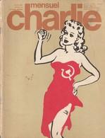 Rare Revue  Mensuel Charlie N°101 Juin 1977 - Magazines Et Périodiques