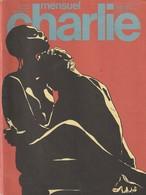 Rare Revue  Mensuel Charlie N°106 Novembre  1977 - Magazines Et Périodiques