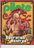 Rare Revue  Mensuel Pilote N°16 Septembre 1975 - Pilote