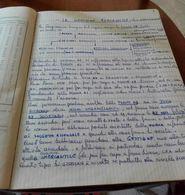 APPUNTI DE LA GESTIONE MERCANTILE MANOSCRITTO ANNI '70 QUADERNONE COMPLETO - Altri
