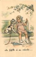 GERMAINE BOURET EDITION MD  N°64  LA FIFILLE A SA MEMERE - Bouret, Germaine