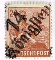 SBZ 1948, Michel# 174 I ** Gepr. - Zona Sovietica