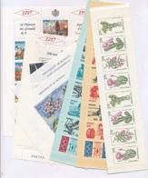 CD-401 :MONACO: Lot **avec Blocs Et Carnets En Francs, Faciale De 45.00euros - Monaco