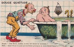D050 DOUCE QUIETUDE - ZASEPH & ADELE - N° 424 - 1900-1949
