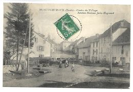 MONTECHEROUX - Centre Du Village - France
