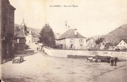 88 LA BRESSE / RUE DE L'EGLISE - France