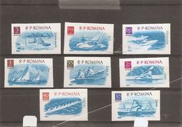Roumanie - Sports Aquatiques -Canoé ( 1842/1849 XXX -MNH) - 1948-.... Republics