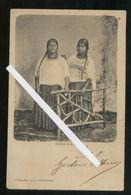 GUATEMALA - CIRCA 1900 - INDIAS DE COBAN - ORIGINAL POSTCARD - Guatemala