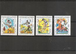 JO  ( 217/220 XXX -MNH- Du Congo Brazzaville) - Altri