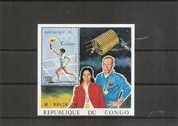 JO  ( BF 7  XXX -MNH- Du Congo Brazzaville) - Altri