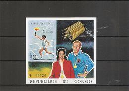 JO  ( BF 7  Non Dentelé XXX -MNH- Du Congo Brazzaville) - Altri