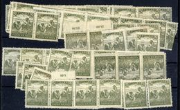 HUNGARY 1916-18 HARVESTER-Arato *KARL-ZITA  Many Stamps MNH, OG - Neufs