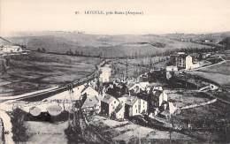 12 - LAYOULE ( Près RODEZ ) Vue Générale - CPA Village - Aveyron - France