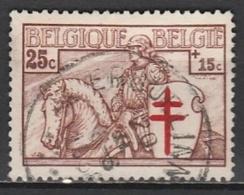 Belgie    .   OBP      .       395        .          O         .      Gebruikt  .   /    .    Oblitéré - Belgien