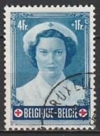 Belgie    .   OBP      .     916        .          O         .      Gebruikt  .   /    .    Oblitéré - Gebraucht