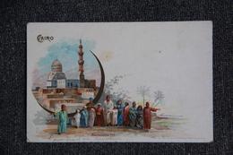 LE CAIRE : BACKCHICH !!! - Cairo