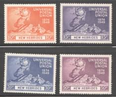 75è Anniversaire UPU  Légende Anglaise * - Unused Stamps