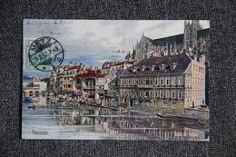 METZ - Bains Des Roches ( Felsenbader) - Metz