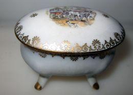 SCATOLINA MC GERMANY VINTAGE - Ceramica & Terraglie