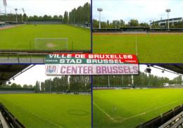 1) AK Stadion Postkarte Heysel Klein Brussels Brüssel Bruxelles RSC Anderlecht Brussels Stadium Postcard België Belgique - Fussball