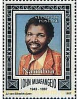 Ref. 73905 * MNH * - NAMIBIA. 1997. LEGENDARY PEOPLE . PERSONAJES DE LEYENDA - Namibie (1990- ...)