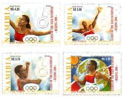 Ref. 218413 * MNH * - NAMIBIA. 2008. PEKING OLYMPIC GAMES . 29 JUEGOS OLIMPICOS VERANO PEKÍN 2008 - Namibie (1990- ...)