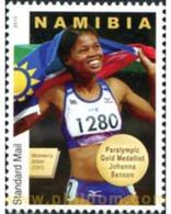 Ref. 310663 * MNH * - NAMIBIA. 2012. PARALIMPICOS DE VERANO LONDRES 2012 - Namibie (1990- ...)