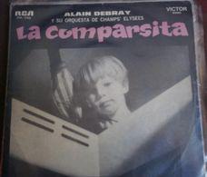 Dos Sencillos Argentinos De Alain Debray Y Su Orquesta De Champs Elysees - Instrumental