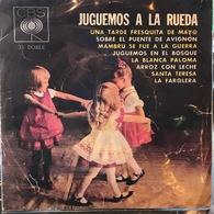 EP Argentino De Las Ardillitas Año 1964 - Children