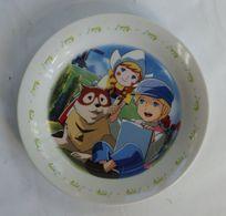 "Ceramic Plate "" A Dog Of Flanders "" ( Nippon Animation ) - Ceramics & Pottery"