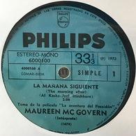 Dos Sencillos Argentinos De Maureen McGovern - Disco & Pop