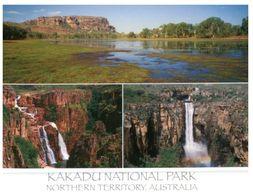 (900) Australia - NT - Kakadu NP Waterfalls - Kakadu