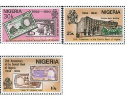 Ref. 348085 * MNH * - NIGERIA. 1984. BANCO CENTRAL - Nigeria (1961-...)