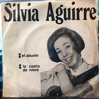 Sencillo Argentino De Silvia Aguirre Año 1970 - Vinyl Records