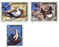 Ref. 44471 * MNH * - NEW CALEDONIA. 1976. MARINE BIRDS . AVES MARINAS - Nouvelle-Calédonie