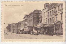 Ath - Les Hôtels Devant La Gare -, Animé - L' Edition Belge, Bruxelles - Ath