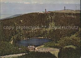 71928007 Hornisgrinde Berghotel Mummelsee  Hornisgrinde - Allemagne